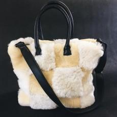 сумка из натуральной овчины (ручная работа)