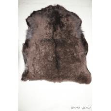 Ангорская коричневая 80 х 70
