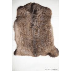 шкура ангорской козы 90 х 70 см