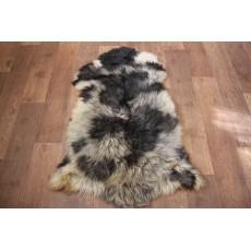 овчина (пятнистая) длинный ворс 120*80 см.