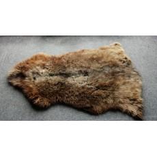 овчина (светло-коричневая) с длинным ворсом 120*80 см.