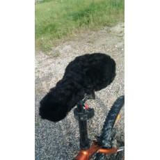 Чехол на сиденье велосипеда