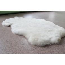 овчина (молочная) прямой ворс 120*80 см