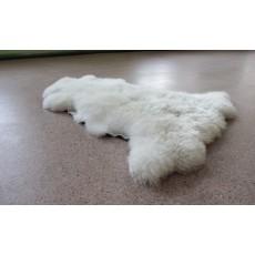 Овчина (цвет слоновой кости) с длинным ворсом 95 х 60