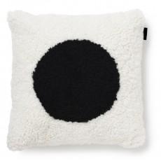 Декоративная подушкаиз овчины