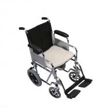 накидка на инвалидное кресло из овечьей шерсти
