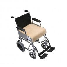 накидка на инвалидное кресло из овчины