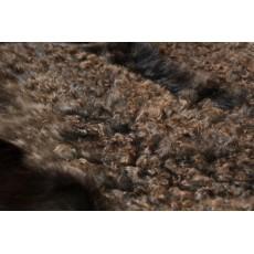овчина (горчично-коричневая) короткий ворс 100*70 см.