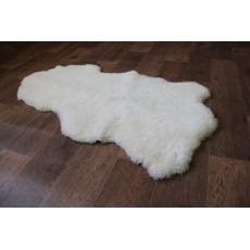 овчина (молочная) короткий ворс 100*70 см.