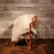овчина (молочная) пушистый ворс 110*70 см