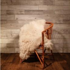 овчина (молочная) пуховый ворс 120*80 см
