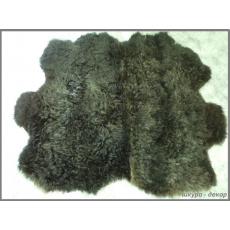 ковёр из двух овечьих шкур 128 х 100